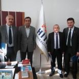 GEÇITLI - Sungurlu MYO İşbirliği Protokolü İmzaladı