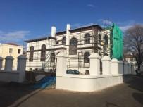 TÜRK MÜZİĞİ - Tarihi Türk Ocakları Binası Restore Ediliyor