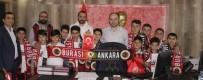 Trabzonlu Kaymakamdan Sınır Çocuklarına Spor Aşısı