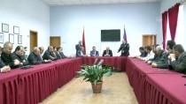 TIRAN - Türk Polisinden Arnavutluk Polisine Eğitim Desteği