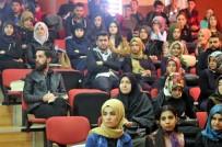 FEN EDEBİYAT FAKÜLTESİ - Üniversite De 'Yardımlaşmada Yarışma' Paneli Gerçekleştirildi