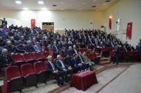 İLYAS ÇAPOĞLU - Vali Ali Arslantaş, Erzincan Da Ki Merkeze Bağlı Mahalle Ve Köy Muhtarları İle Biraraya Geldi