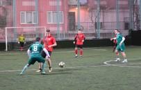 SADIK AHMET - Yıldırım'da Birimler Arası Futbol Turnuvası