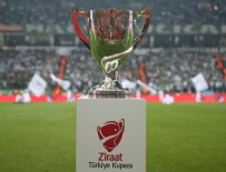 KURA ÇEKİMİ - Ziraat Türkiye Kupası'nda kuralar çekildi