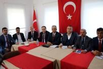 YOZGAT - 7 İlin Şehit Ve Gazi Dernek Başkanları Nevşehir'de Toplandı