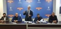 MEHMET ERDOĞAN - AK Parti Başbakanın Gelişine Hazırlanıyor