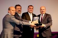 ALPER TAŞDELEN - 'Ankara'ya Değer Katanlar 2017' Ödülü Kuğulu Park'a Geldi
