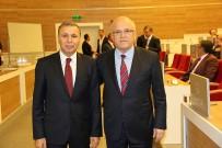 ATAŞEHİR BELEDİYESİ - Ataşehir Belediyesi Başkan Vekili İlhami Yılmaz Oldu