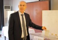 TAŞERON İŞÇİLİK - Aydın Tes-İş'te Mustafa Aydın 4. Kez Güven Tazeledi