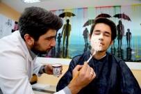 LİSE ÖĞRENCİSİ - Bağcılarlı Gençlerin Yaptığı Plastik Makyaj Hollywood'a Taş Çıkardı