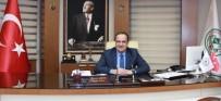 YEREL YÖNETİMLER - Başkan Aksu Yılın Belediye Başkanı Seçildi