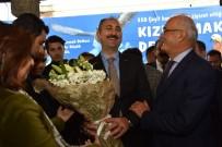 YUSUF ZIYA YıLMAZ - Başkan Yılmaz Adalet Bakanı'nı Ağırladı