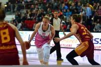 HÜSEYİN ÇELİK - Bilyoner.Com Kadınlar Basketbol Süper Ligi Açıklaması AGÜ Spor Açıklaması 72 - Galatasaray Açıklaması 71