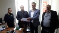 MEHMET NIL HıDıR - Bülent Sayar, AK Parti Nazilli İlçe Başkanlığına Aday Oldu