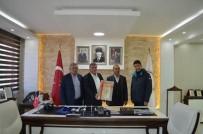 ULUDAĞ ÜNIVERSITESI - Bursa Yenişehir Belediyesi'nden Beylikova TDİ Besi Organize Sanayi Bölgesine Ziyaret