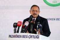 BESİ ÇİFTLİĞİ - Çevre Ve Şehircilik Bakanı Mehmet Özhaseki Açıklaması