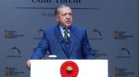 KARDEŞ KAVGASI - Cumhurbaşkanı Erdoğan: Günümüzün neronları yeni bir ateş yakmış