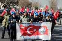 BEYKOZ BELEDİYESİ - Eski Komandolar Kayseri Şehitlerini Andı