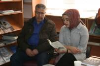 ÜNİVERSİTE ÖĞRENCİSİ - Görmeyenlere Kitap Okudular