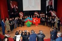 BAYRAM YıLMAZ - Heydar Aliyev Aliağa'da Anıldı