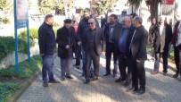 ALTıNOK ÖZ - Kartal'ın Eski Belediye Başkanı Mehmet Ali Büklü Kabri Başında Anıldı