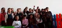 PİRİ REİS - Kartepe Belediyesi Çocuk Kulübü Hayallerini Taşa Resmetti