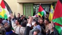 BIÇAKLI SALDIRI - Kudüs Ve Batı Şeria Şehitlerini Uğurladı
