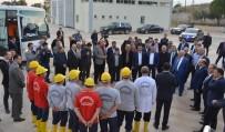 KıZKALESI - Meclis Üyeleri Mersin'de Yapılan Çalışmaları Yerinde İnceledi