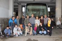 TERMAL SU - Nazilli Belediyesi'nden Engellilere Ulaşım Desteği