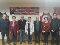 ALI DEVECI - Nazilli CHP'de Görev Dağılımı Yapıldı