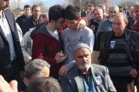 YEŞILKÖY - Öğrencisi Tarafından Öldürülen Okul Müdürü Son Yolculuğuna Uğurlandı