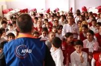 DEPREM RİSKİ - Osmaniye'de 3 Bin 905 Öğrenciye Afet Ve Deprem Eğitimi Verildi
