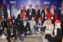 NİHAT ZEYBEKÇİ - Prof. Dr. Çağrı Erhan Açıklaması 'Türk Üniversiteleri Olarak 150 Ülkeden 120 Bin Öğrenciyi Ağırlıyoruz'