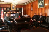 GÜVERCINLIK - Rektör Prof. Dr. Bağlı, Çat Beldesini Ziyaret Etti