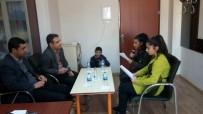 TÜRKÇE ÖĞRETMENI - Salkımbağı Ortaokulunda Radyo Programı Yapıldı
