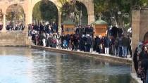 ÜNİVERSİTE ÖĞRENCİSİ - Şanlıurfa'da 'Pastırma Yazı' Etkili Oluyor
