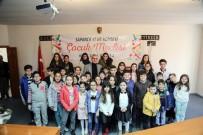 MECLİS BAŞKANLIĞI - Sapanca'nın İlk Çocuk Meclis Başkanı Eda Bayar Oldu