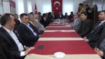 BÖLGE TOPLANTISI - Şehit Ve Gazi Dernekleri İç Anadolu Bölge Toplantısı