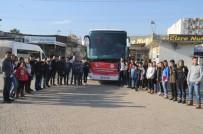Şırnak'ta 36 Öğrenci 'Okul Destek Projesi' Kapsamında Geziye Çıktı