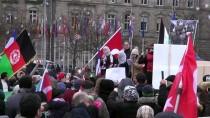 ELYSEE SARAYı - Strazburg'da 'Filistin'in Başkenti Kudüs'e Destek' Gösterisi