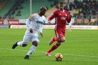 SAMET AYBABA - Süper Lig Açıklaması Alanyaspor Açıklaması 0 - Sivasspor Açıklaması 0 (İlk Yarı)