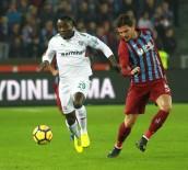 KEMAL YıLMAZ - Süper Lig Açıklaması Trabzonspor Açıklaması0 - Bursaspor Açıklaması 0 (İlk Yarı)