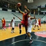 MAXIM - Tahincioğlu Basketbol Süper Ligi Açıklaması Beşiktaş Sompo Japan Açıklaması 80 - Galatasaray Odeabank Açıklaması 78