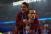 KEMAL YıLMAZ - Trabzonspor Seriyi Sürdürdü