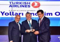 TÜRKIYE İHRACATÇıLAR MECLISI - 'Türkiye'nin 500 Büyük Hizmet İhracatçısı'ödül Töreninde THY'ye Birincilik