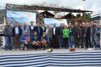 YÜZME YARIŞI - 2. Dalyan Kefal Balığı Festivali Yapıldı