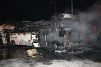 TARıM - Adana'da Tır İle Otobüsün Çarpıştığı Kazada Yaralı Sayısı 44'E Yükseldi