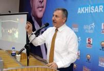 SELÇUK ÖZDAĞ - AK Parti Akhisar Gençlik Kolları Başkanı Taha Dal Oldu