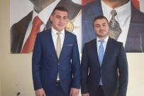 TAŞPıNAR - AK Parti Alaşehir İlçe Gençlik Kolları Başkanı Belli Oldu