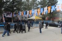 MUSTAFA YıLDıRıM - AK Parti Yavuzeli 6. Olağan Kongresi Yapıldı